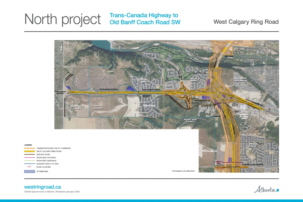 WCRR North Project Plan