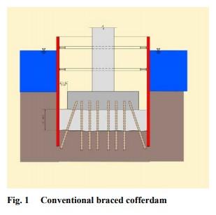 WBRB cofferdam diagram